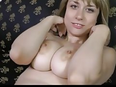 Blonde Hairy Masturbation MILF