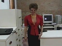 Anal Masturbation MILF Nylon