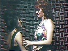 Lesbian Brunette Nylon Mature