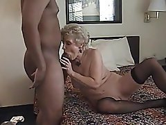 Granny Interracial