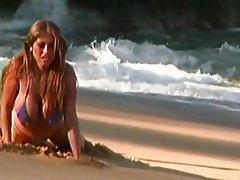 Outdoor Spanish Beach Blonde