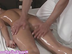Close Up Cumshot Massage