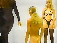 BDSM Femdom Spanking Stockings
