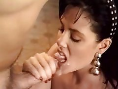 Big Boobs Blowjob Brunette Cumshot