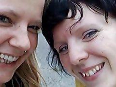 Amateur German Lesbian