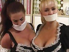 BDSM Big Boobs Bondage Cosplay