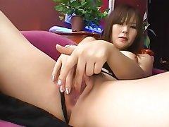 Japanese Masturbation Pornstar