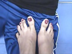 Foot Fetish Korean Massage