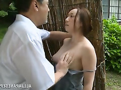 Amateur Asian Mature Public