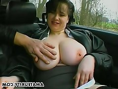 Amateur Big Boobs German MILF