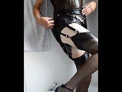 Shower Stockings Vintage