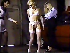 BDSM Femdom Lesbian Spanking Vintage