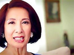 Anal Asian MILF Pornstar