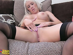 Anal Babe Blowjob Casting