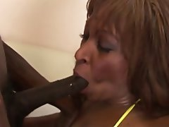 Blowjob Facial Mature Lingerie