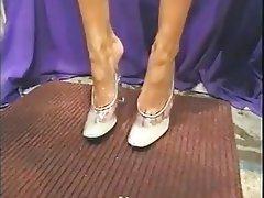 Bukkake Cumshot Foot Fetish Vintage