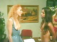 BDSM Femdom Lesbian Redhead