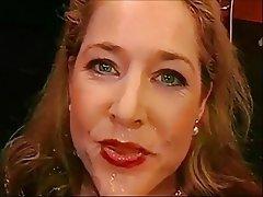 Cumshot Facial MILF