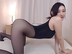 Asian Big Boobs Japanese Stockings